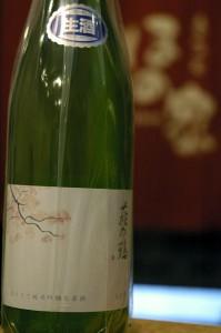 萩の鶴 純米吟醸 しぼりたて