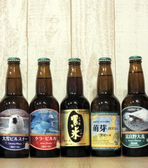 クラフトビール増えました