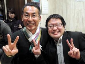 福永さんと角田さん