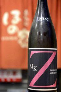 まんさくの花 MK-Z 純米吟醸原酒