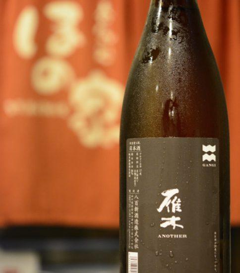 雁木 another (もうひとつの…) 純米無濾過生原酒